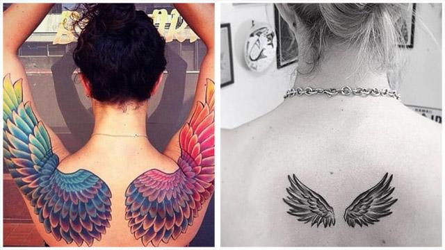 TatuajesAlasMujer