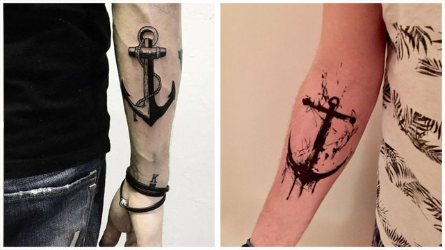 TatuajesAnclaHombre