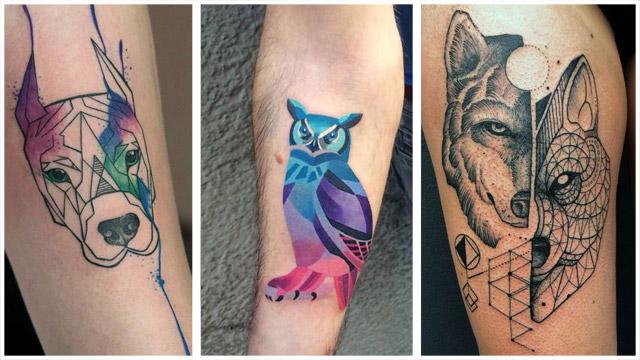 TatuajesAnimalAcuarelas