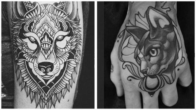 TatuajesAnimalDomesticoSalvaje