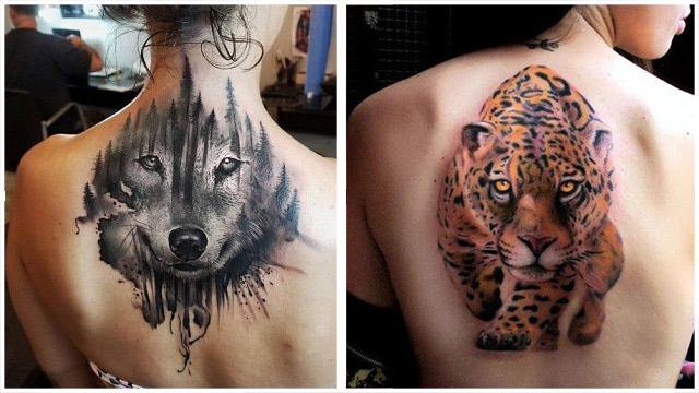 TatuajesAnimalEspalda