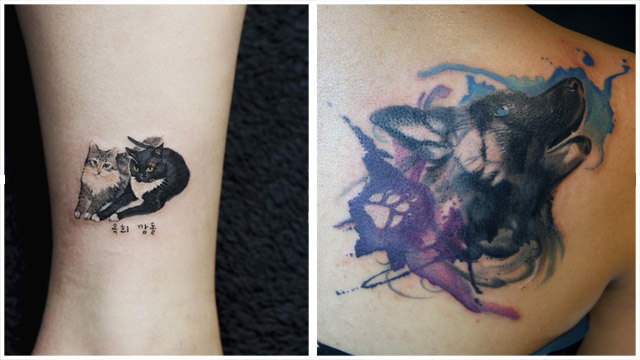 TatuajesAnimalMujer