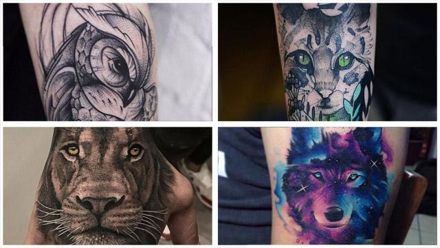 TatuajesAnimalTipos