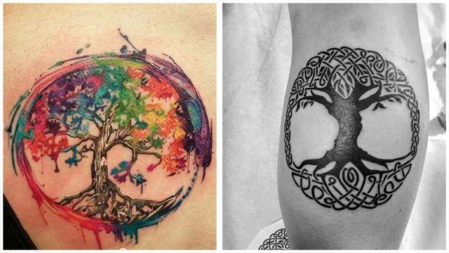 TatuajesArbolCelta