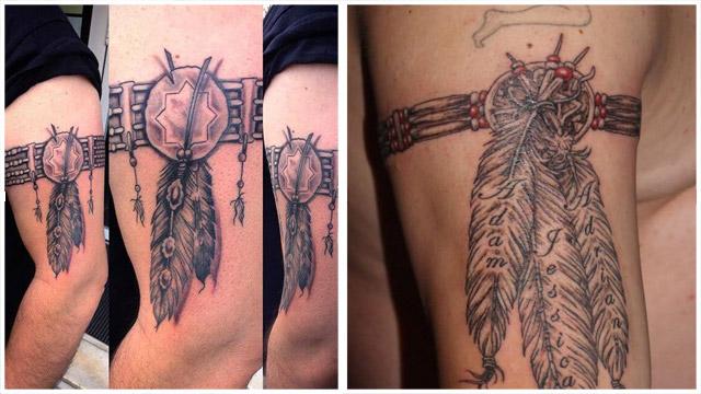 TatuajesBrazaleteIndio