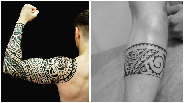 TatuajesBrazaleteMaori