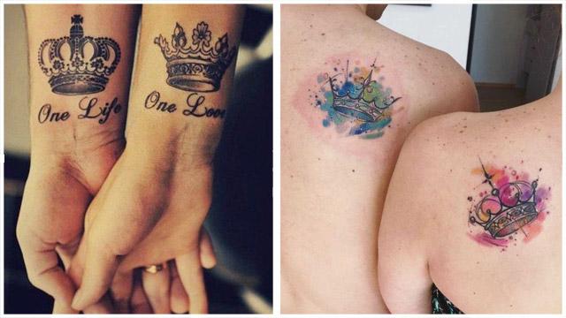 Tatuajes De Coronas 2021 Significado Y 18 Ideas Para Inspirarte