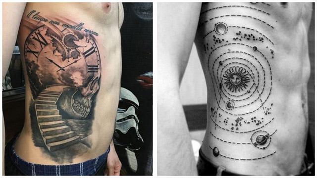 Tatuajes En Las Costillas 2020 Significado Y 14 Ideas