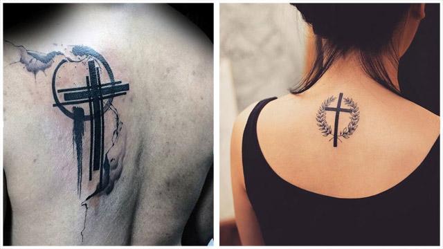 Tatuajes De Cruces 2021 Significado Y 23 Ideas Para Inspirarte