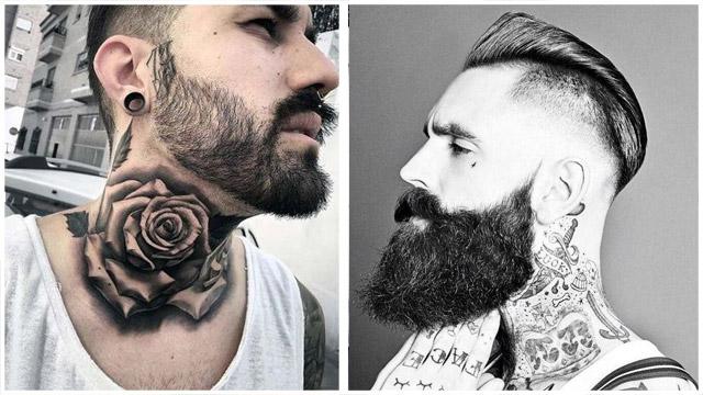 Tatuajes En El Cuello 2021 Significado Y 22 Ideas Para Inspirarte