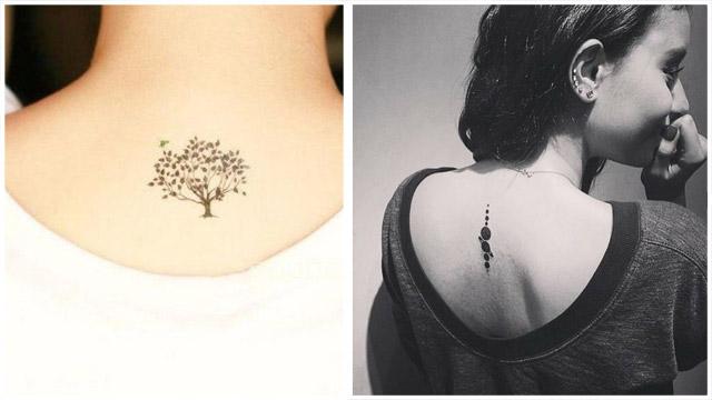 Tatuajes En La Espalda 2020 Significado Y 18 Ideas Para Inspirarte