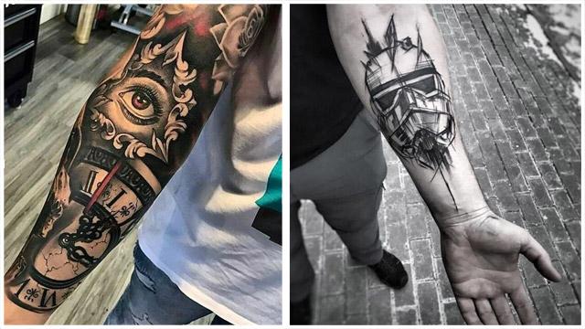 Tatuajes Para Hombres 2021 Significado Y 40 Ideas Diferentes