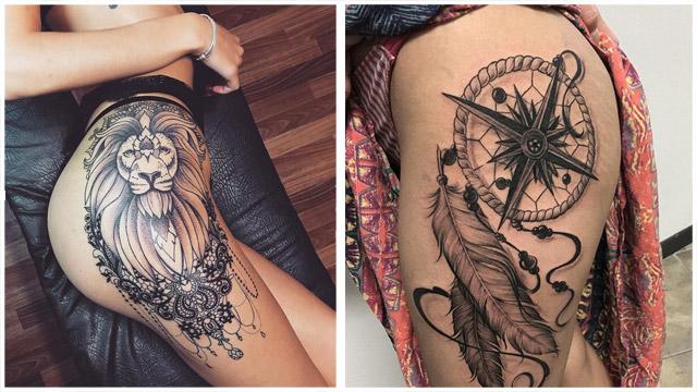Tatuajes En La Pierna 2020 Significado Y 20 Ideas Para
